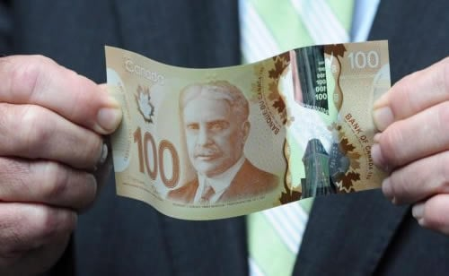 Canadian Dollar To Pound Sterling