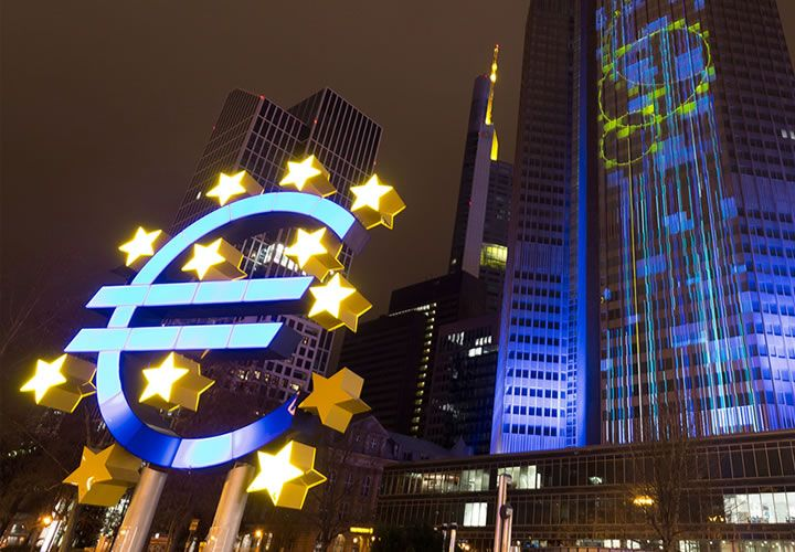 ECB exchange rate impact