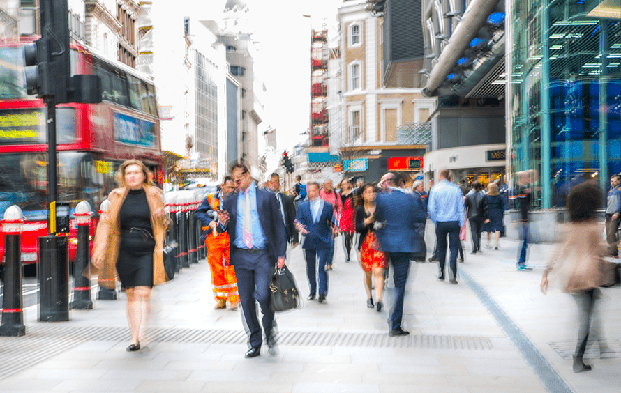 United Kingdom service sector sees strong expansion in December