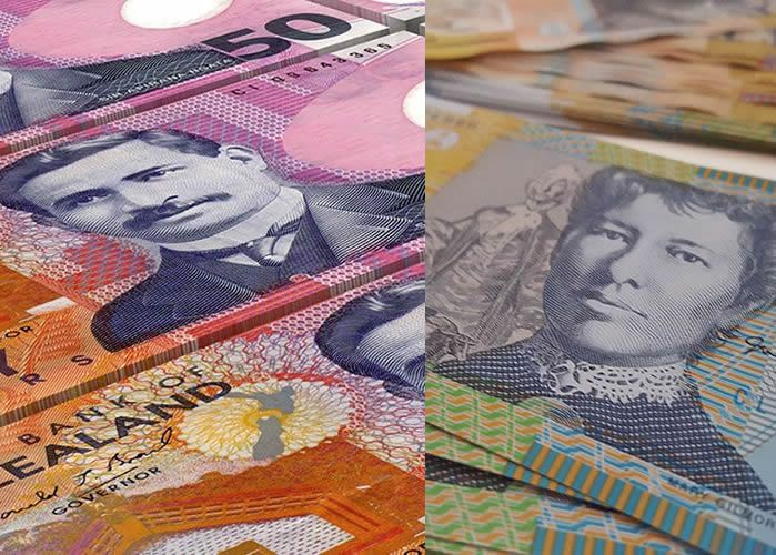Australian And New Zealand Dollar Exchange Rates