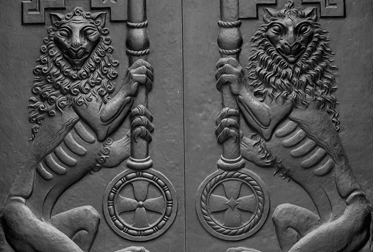 bank of england door 1