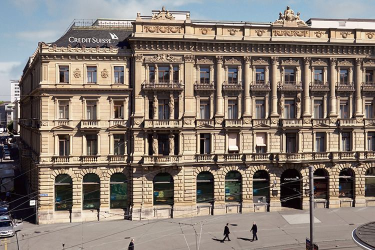 Credit Suisse headquarters