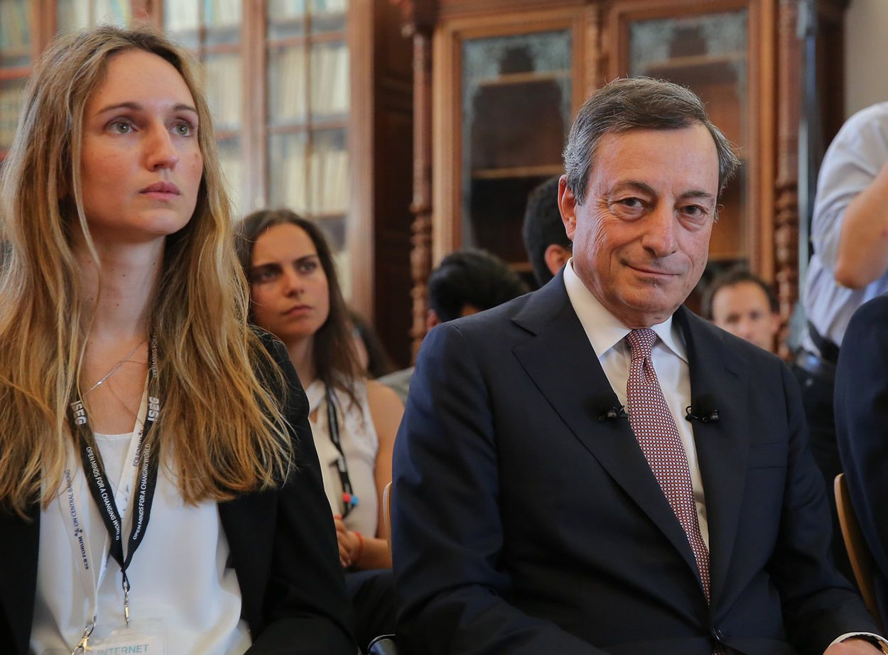 Draghi And The Euro