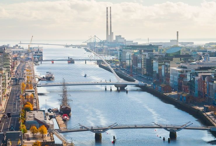 Dublin, Ireland top destination for post-Brexit talent