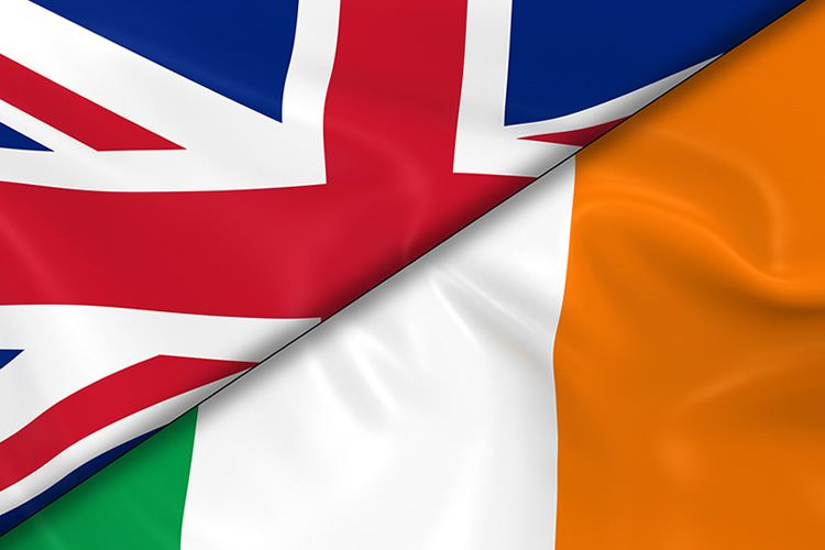 Ireland and UK border issues seen weighing on Sterling