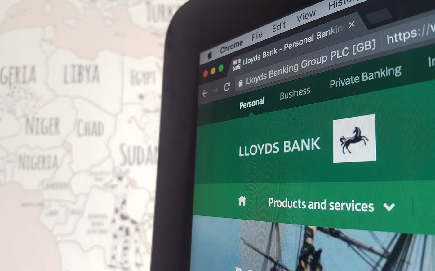 Lloyds Bank exchange rates