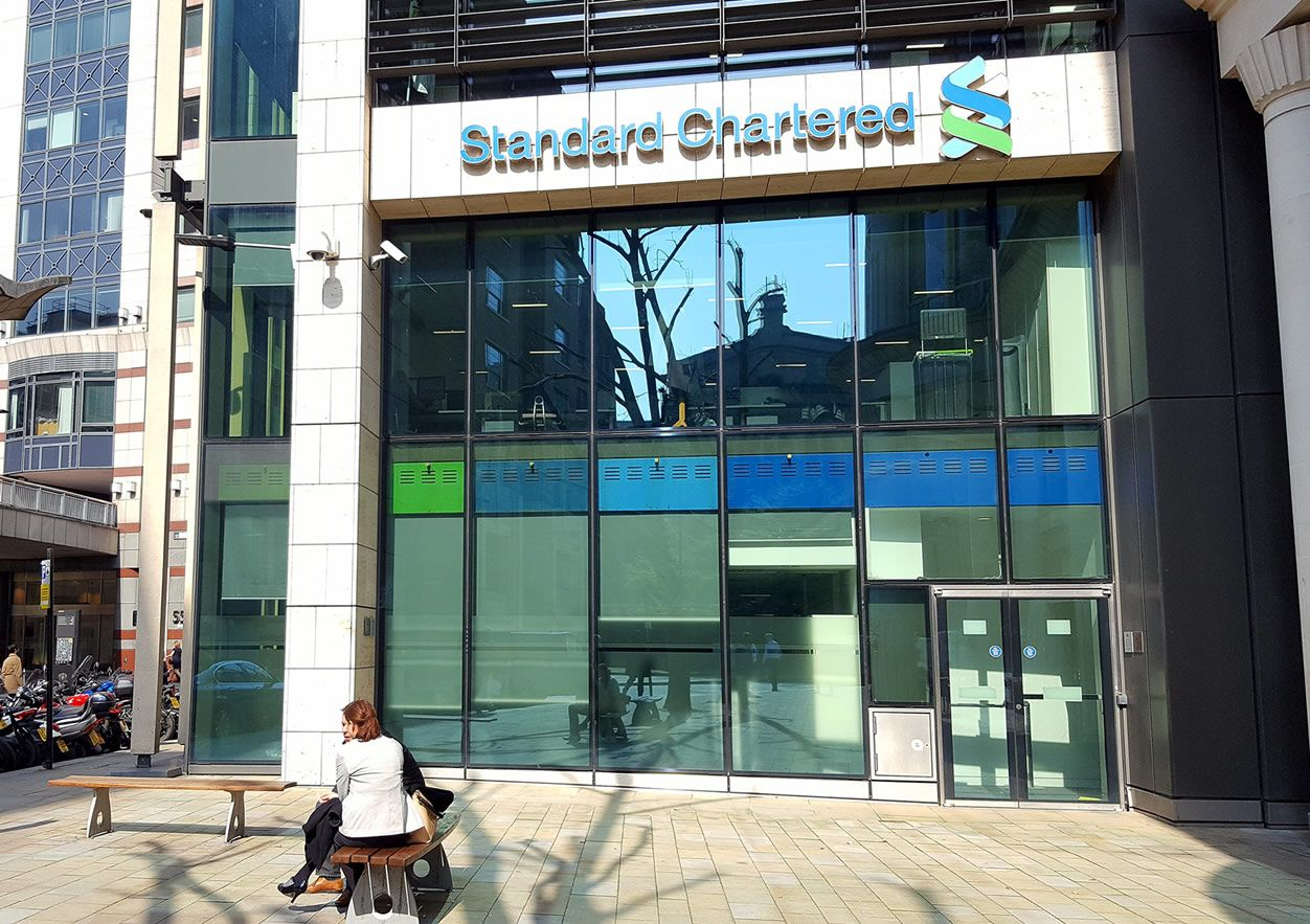 Standard Chartered recommend selling the Euro