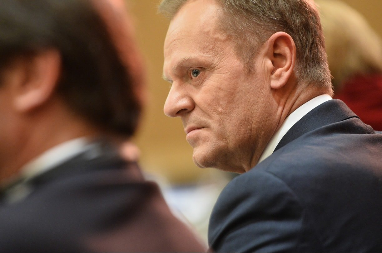 Tusk on transition deal