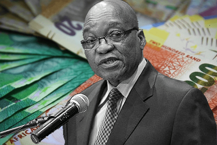 Zuma and the Rand