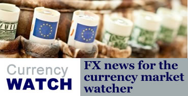 currency watch banner for British pound sterling exchange rates