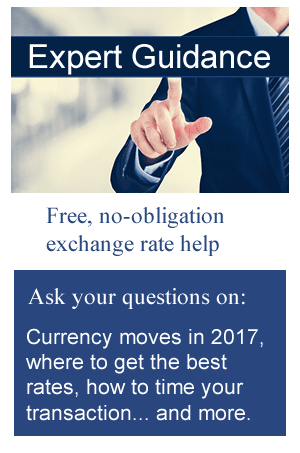 Free exchange rate advice