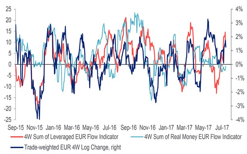 Citi Flows Euro Weakness