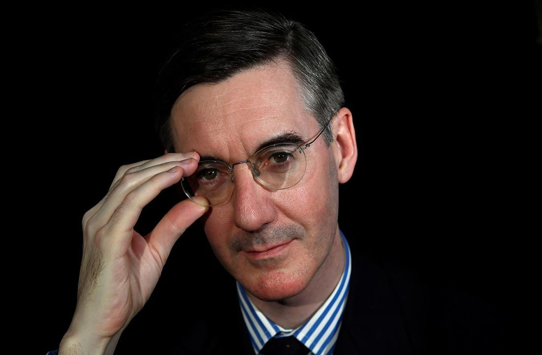 Jacob Rees Mogg Could Back May S Deal The British Pound