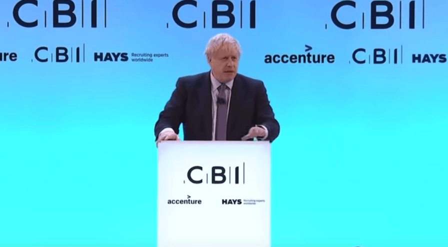 Johnson and the Pound