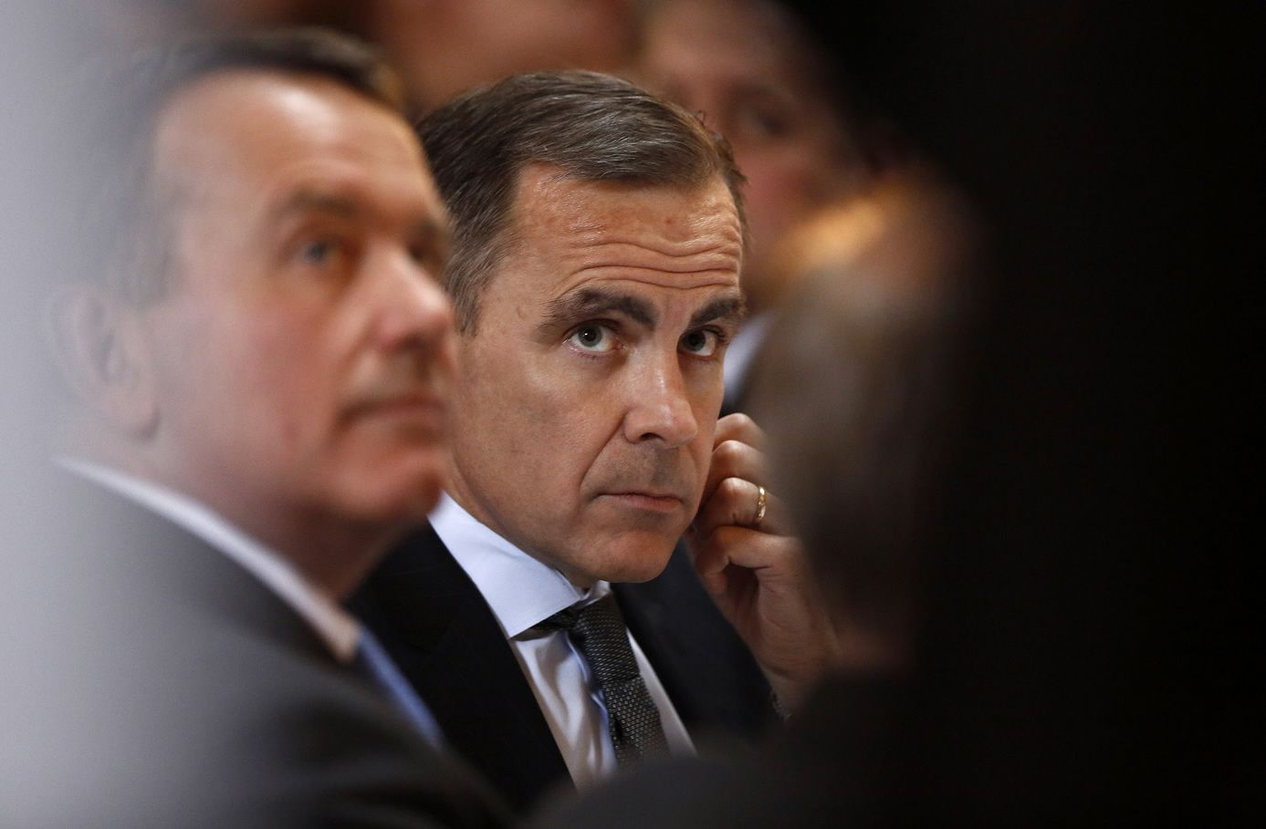 Mark Carney impacts the British Pound