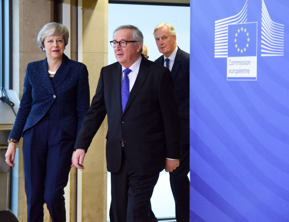 May Juncker Brussels