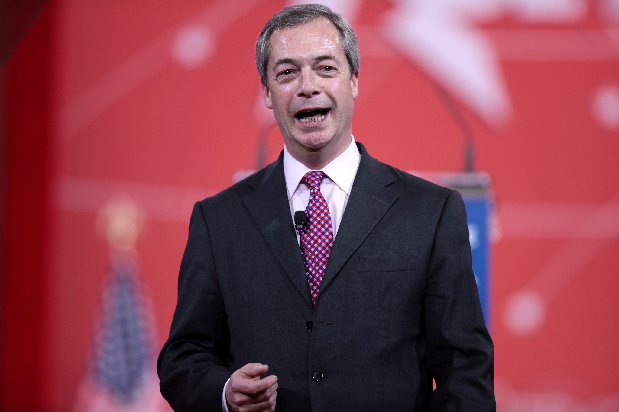 Nigel Farage and the Pound