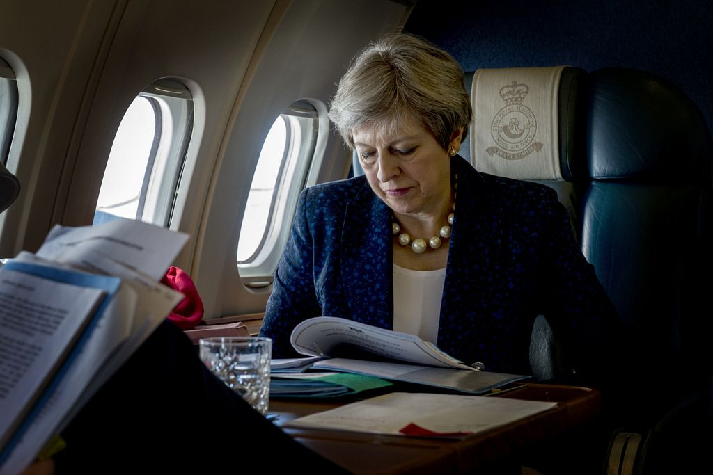 Theresa May still holds the initiative on Brexit