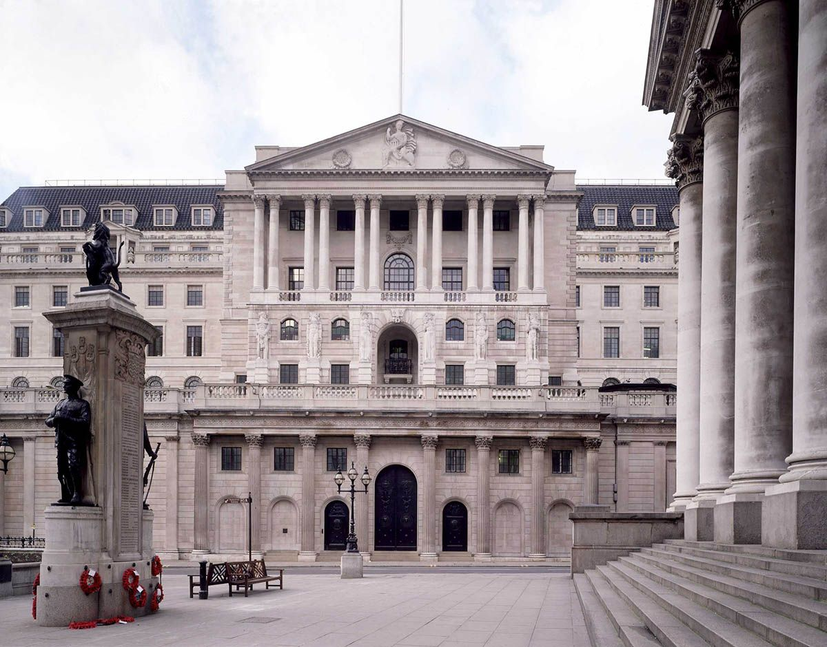 Bank of England to taper says HSBC