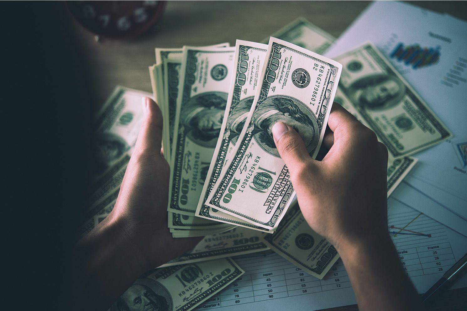 Pound Dollar week ahead