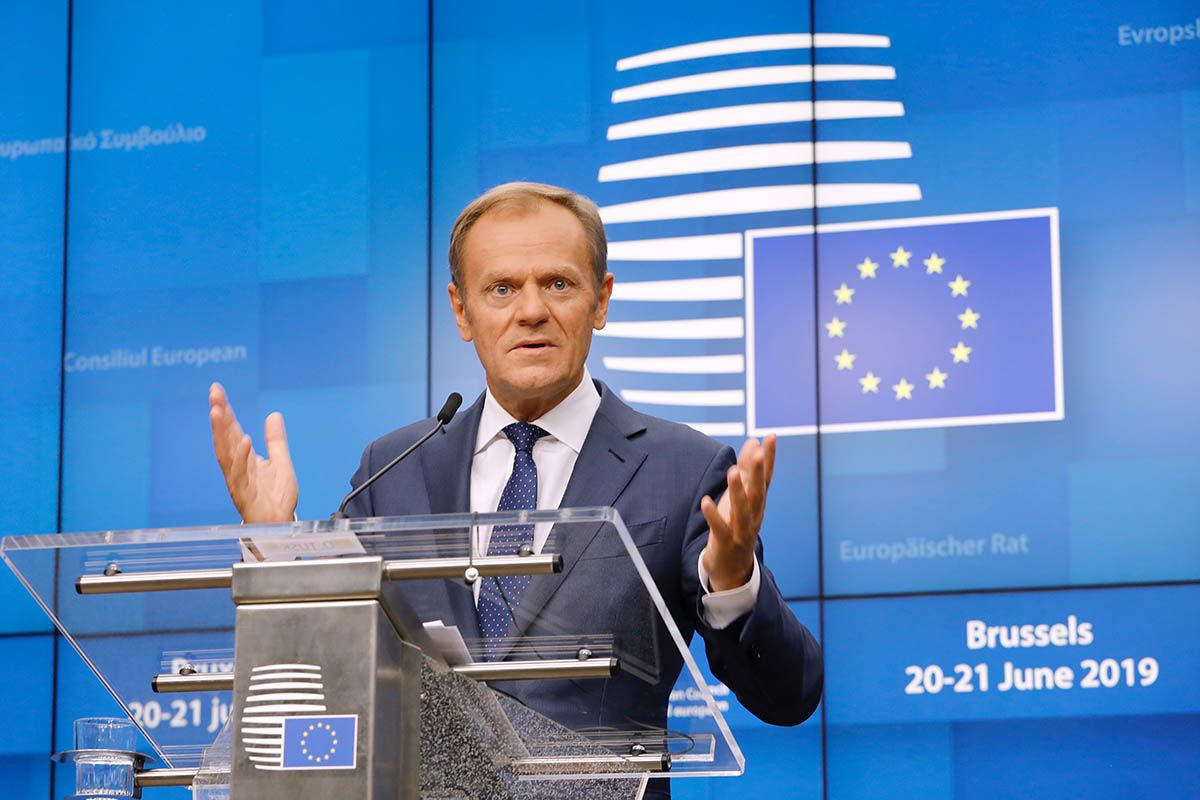 Donald Tusk's message on brexit