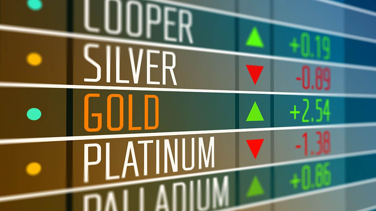 """Gold Price Forecast to Rise Another 5%, With $1,800 and Above Possible in """"Bullish Scenario"""" 1"""