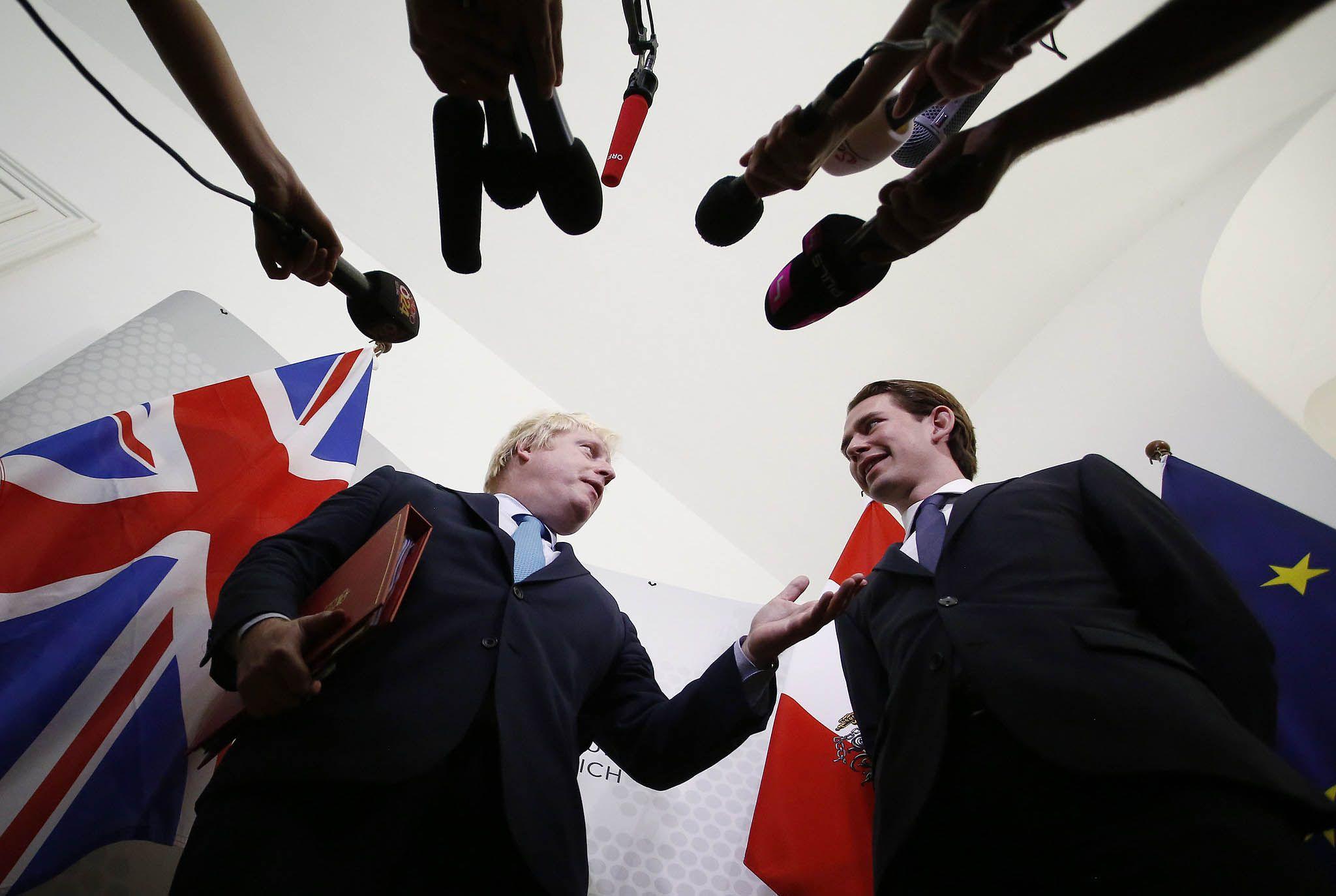 Boris johnson and General Election