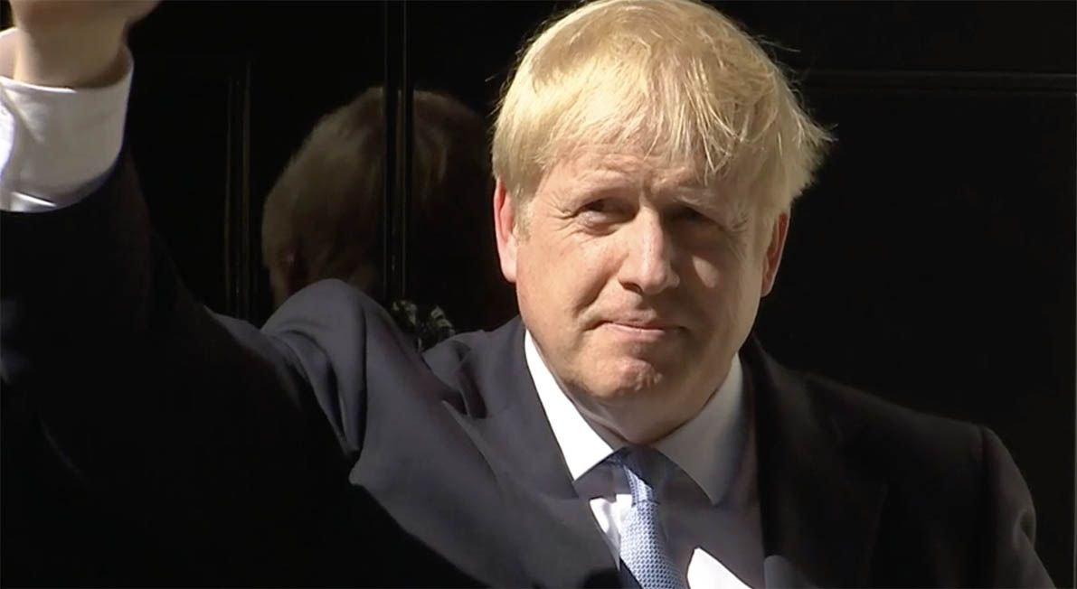 Johnson heads back towards the polls
