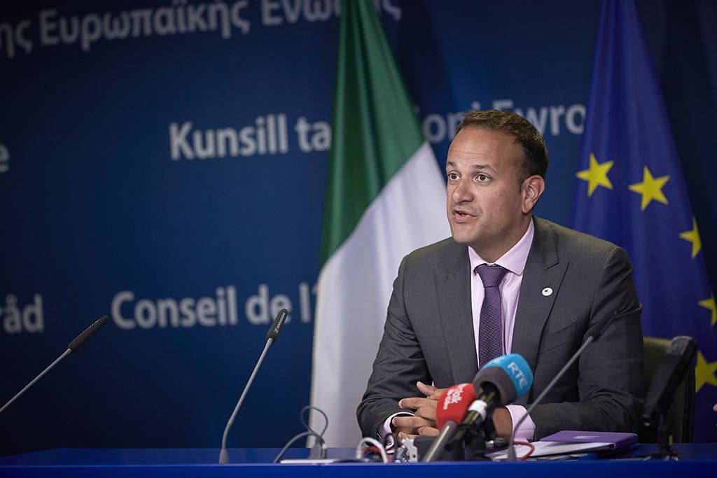 Varadkar and impact on exchange rates