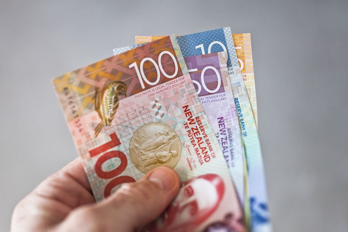 New Zealand Dollar Tipped For Deeper