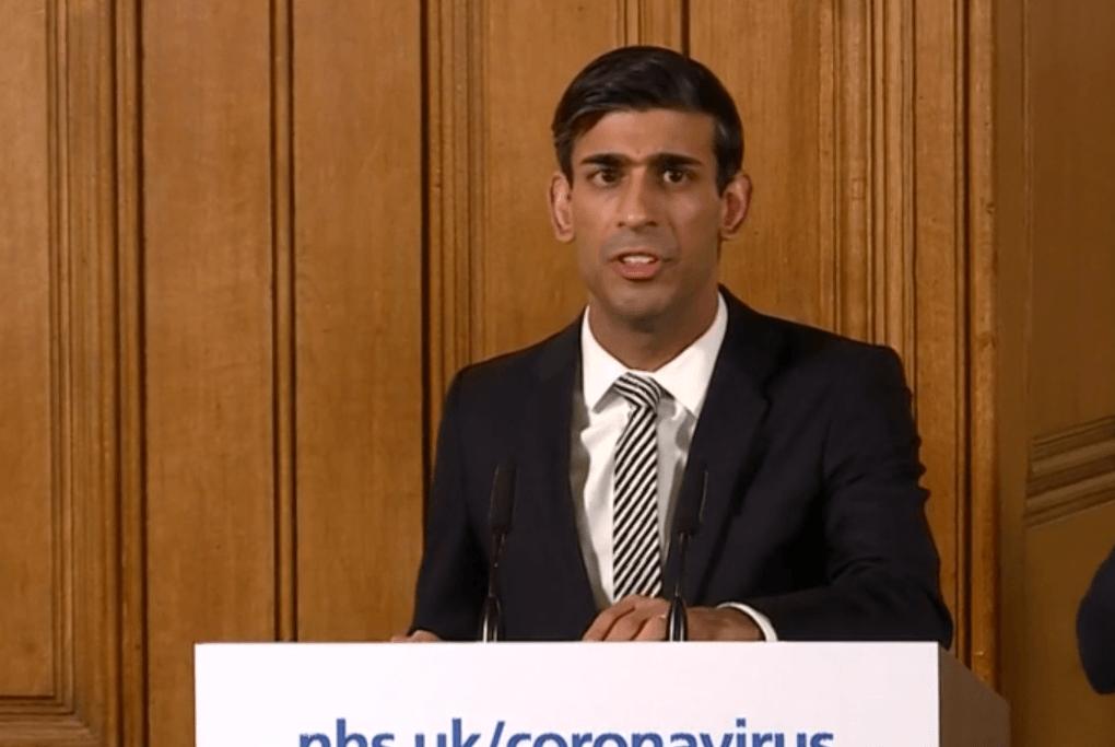 Business rates Chancellor announcement coronavirus