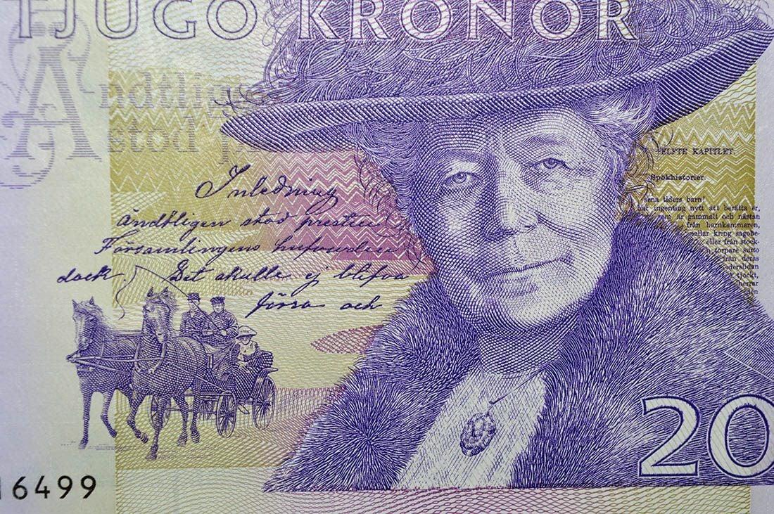 Pound Up 1 0 On Swedish Krona After Riskbank Drops