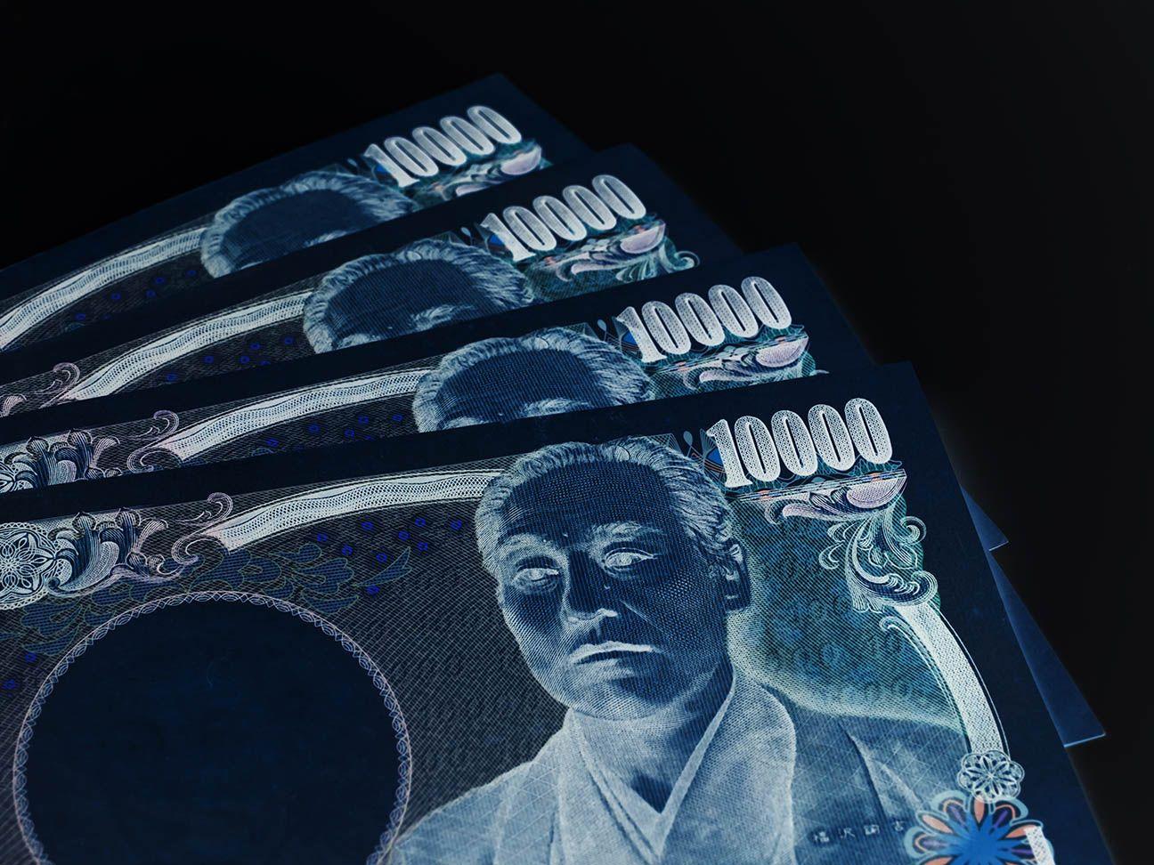 Tasas de cambio del yen